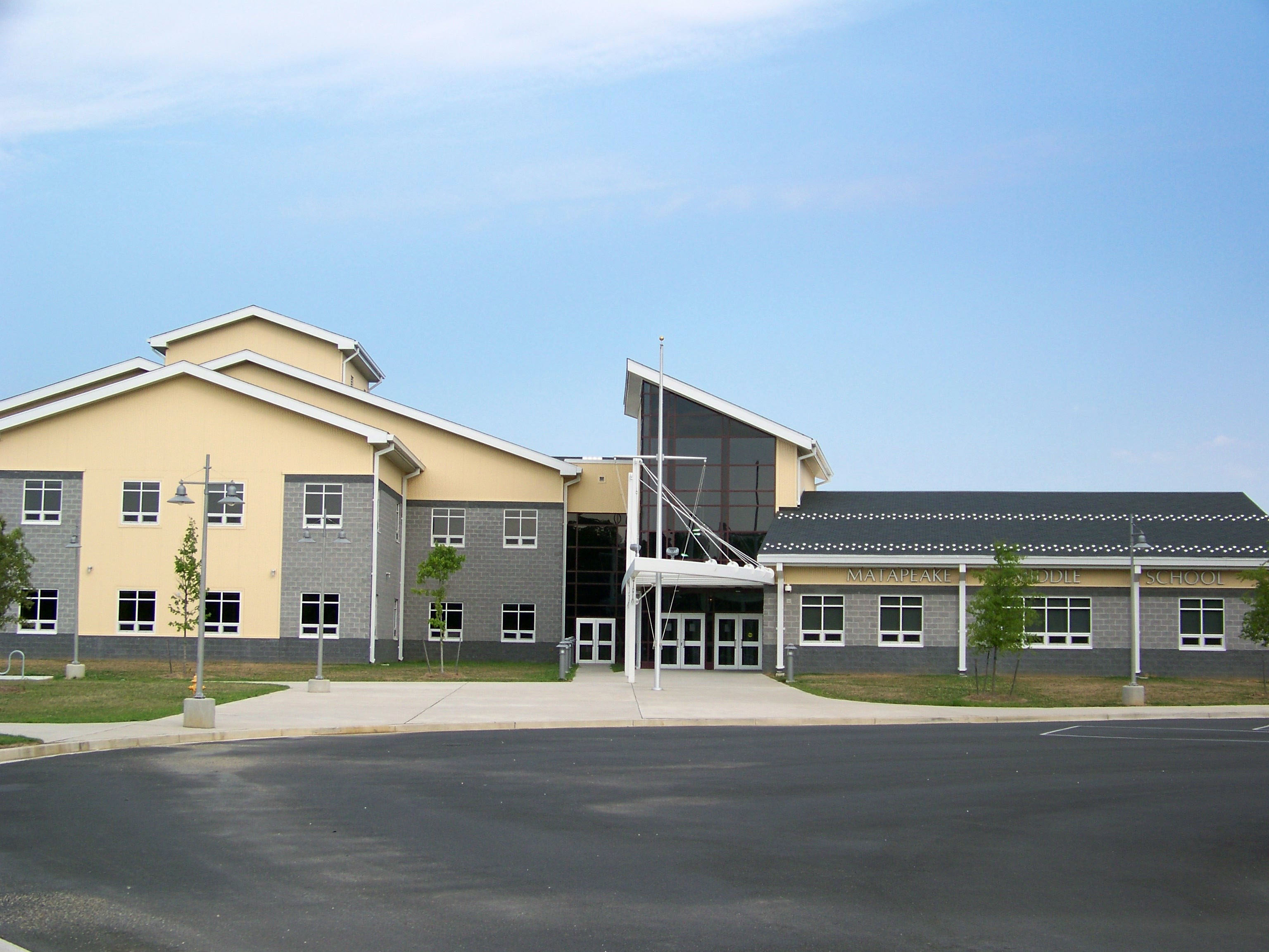 image of public school building