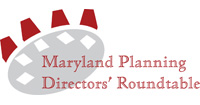 Logo for Maryland Planning Director's Roundtable